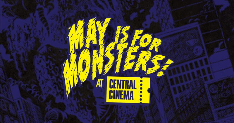 May Is For Monsters!