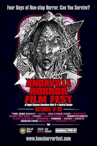 Knoxville Horror Film Fest 2019 Central Cinema