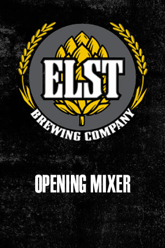 Elst Brewing Company logo