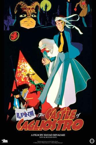Castle of Cagliostro poster