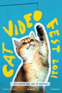 Cat Video Fest poster