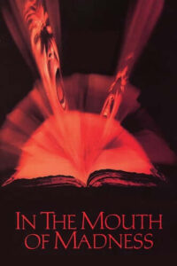In The Mouth of Madness poster